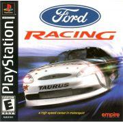 Ford Racing Ps1 Original Americano Completo Black Label
