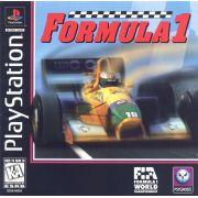 Formula 1 Ps1 Original Americano Completo