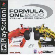 Formula One 2000 Ps1 Original Americano Completo