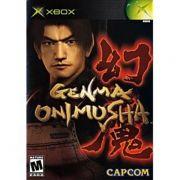 Genma Onimusha  Xbox Clássico Original Americano Completo