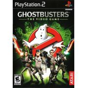 Ghostbusters The Video Game Ps2 Original Americano Completo