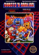 Ghosts n Goblins NES 8-Bits 100% Original Americano