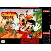 Goof Troop - Pateta e Max Super Nintendo 100% Original Americano
