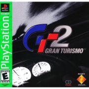 Gran Turismo 2 Ps1 Original Americano Com Manual