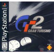 Gran Turismo 2 Ps1 Original Americano Completo 2 Manuais