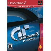 Gran Turismo 3 A-Spec Ps2 Original Americano Completo