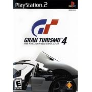 Gran Turismo 4 Ps2 Original Americano Black Label Completo