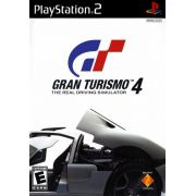 Gran Turismo 4 Ps2 Original Americano Black Label Completo