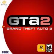 Grand Theft Auto 2 Dreamcast Original Americano Completo