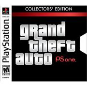 Grand Theft Auto Collectors Edition Ps1 Original Americano