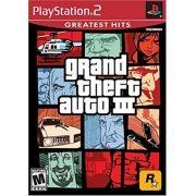 Grand Theft Auto III - GTA 3 Ps2 Original Americano Completo