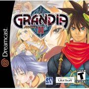 Grandia II  Dreamcast Original Americano Completo