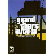Gta 3 Grand Theft Auto 3 Xbox Classico Original Americano
