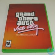 Gta Vice City Xbox Classico Original Americano