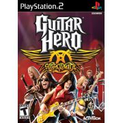 Guitar Hero Aerosmith Ps2 Original Americano Completo