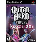 Guitar Hero Encore Rocks the 80's Ps2 Original Americano