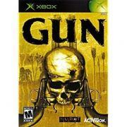 Gun Xbox Clássico Original Americano Completo