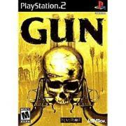 Gun Ps2 Original Americano Completo
