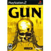 Gun Ps2 Original Americano Completo Black Label