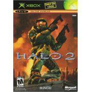 Halo 2 Xbox Clássico Original Americano Completo