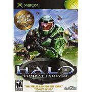 Halo Combat Evolved  Xbox Clássico Original Americano Completo