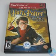 Harry Potter Chamber Of Secrets Ps2 Original Completo