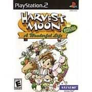 Harvest Moon A Wonderful Life Special Edition