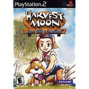 Harvest Moon Save The Homeland Ps2 Original Americano Completo