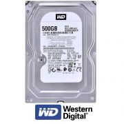 HD 500GB Western Digital 7200RPM 64MB CACHE SATA 3.0GBS - WD5003ABYX