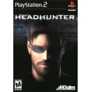 HeadHunter Ps2 Original Americano Completo