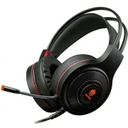 Headphone Headset Gamer Temis Evolute Original Headband