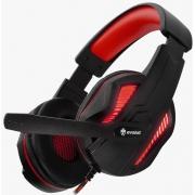 Headset Gamer Evolute Thoth Led Vermelho EG-305BRD