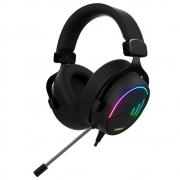Headset Gamer Gamdias Hebe M2 Rgb 7.1 Surround Virtual Usb