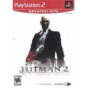 Hitman 2 Silent Assassin Ps2 Original Americano Completo