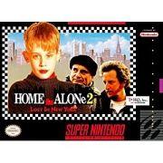 Home Alone 2 Super Nintendo 100% Original Americano