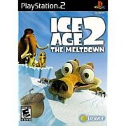 Ice Age 2 The Meltdown - A Era do Gelo 2 Ps2 Original Completo