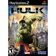Incredible Hulk Ps2 Original Americano Completo