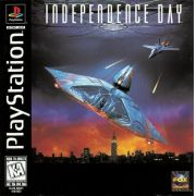 Independence Day Ps1 Original Americano Completo
