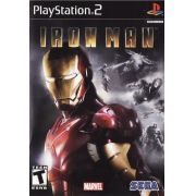 Iron Man Ps2 Original Americano Completo