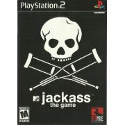 Jackass The Video Game PS2 Original Americano Completo