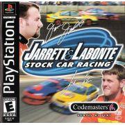 Jarrett and Labonte Stock Car Racing Ps1 Original Americano