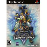 Kingdom Hearts 2 Ps2 Original Americano Completo