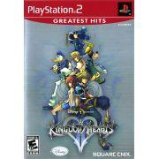 Kingdom Hearts 2 Ps2 Original Americano Completo