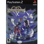 Kingdom Hearts RE Chain of Memories Ps2 Original