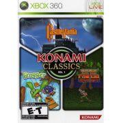 Konami Classics Volume 1 Original Americano Xbox 360 Raridade