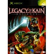 Legacy of Kain Defiance  Xbox Clássico Original Americano Completo