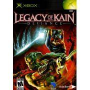 Legacy of Kain Defiance  Xbox Clássico Original Americano Completo