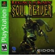 Legacy of Kain Soul Reaver Ps1 Original Americano Completo