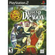 Legend Of Dragon Ps2 Original Americano