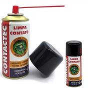 Limpa Contatos Eletrônicos Contactec 210ML Para Informática, Eletrônica, Elétrica e Automotivo - Spray